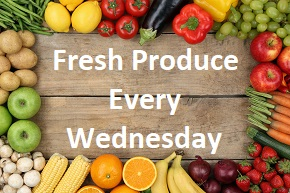 fresh produce wednesdays